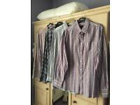 Mens Casual Shirts (x 4) From M&S