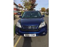 Honda CRV EX I VTEC 2010 petrol manual 85000 miles