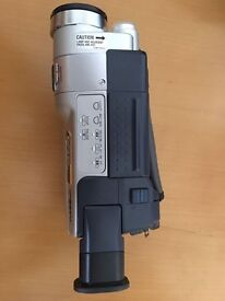 Sony CCD-TRV218E Camcorder with carrying case and instruction book. Hardly used.