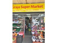 CONVENIENCE STORE / OFF LICENCE / GROCERY SHOP FOR SALE