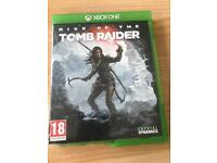 Xbox one tomb raiders
