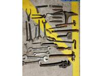 Vintage hand tools for sale