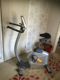 bremshey cardio pacer exercise bike
