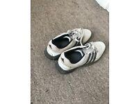 Adidas powerband golf shoes uk size 9