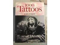 1000 TATTOOS PUBLISHED BY TASCHEN