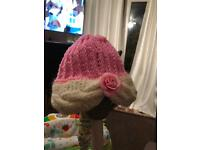 Baby turban crochet