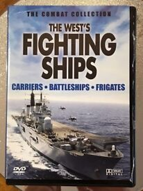 The Combat Collection - The West's Fighting Ships