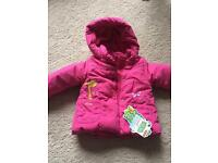 Girls coat 6-9