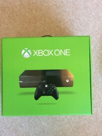 Xbox One 500GB with FIFA 18 and NBA 2K18, with 2 controllers