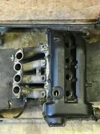 Sr20det most complete cylinder head