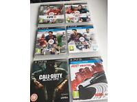 PS3 Games Used In Good Condition