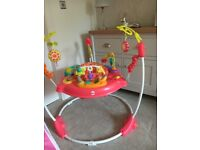 Fisher Price Petals Jumperoo