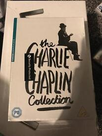 The Charlie Chaplin collection - comedy DVD boxset