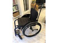 Ti Lite Aero Z Wheelchair