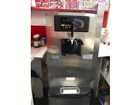 Taylor Soft Serve C708 *SINGLE PHASE* Free Standing-Pump Fed