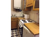 Large self contained, furnished studio on Crossflatts Avenue, Beeston, LS11.