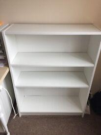 Bookshelves (2) Billy