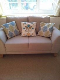 SOFA - Harveys ANNI 2-seater settee, 2yrs old, excellent condition, cost £279, selling for £165