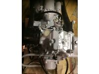BMW D7 7 HP.Marine diesel inboard engine-Reconditioned and fully serviced