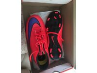 Mint condition boys size 2 Nike mercurial trainer