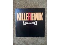 KILLERMIX BY ADAMSKI - 12 INCH VINYL RECORD