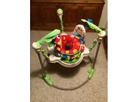 FisherPrice Baby rainforest jumperoo