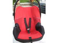 Newborn car seat 0 - 13 kgs