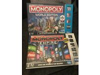 2 monopoly games