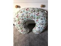 Boppy baby feeding pillow - sitting support