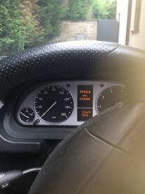 Great condition 58 plate mercedes b class manual