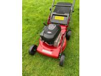 Gardencare professional self propelled lawnmower like new serviced sharpened Briggs engine VGC mower