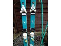 Dynamic V27 skis