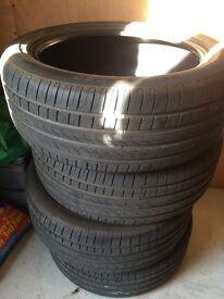 Pirelli Scorpion Verde 255/45 R20 101W (set of 4)