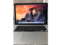 "Apple MacBook Pro 15.4"" 2009. Fully serviced, NEW 500GB Internal Hard Drive"