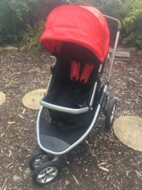 Mothercare Expedior full travel system