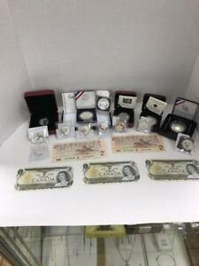 PLUSIEURS PIECE DE MONAEI A VENDRE A PARTIR DE 29.95 $