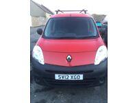 SOLD. 12/03/2018. 2012 Renault Kangoo Maxi ( no VAT)