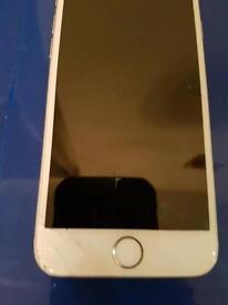iPhone 6S Silver 16GB unlocked!
