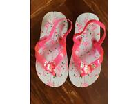 Kids monsoon beach sandal, size 25-28