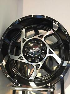 "TRUCK WHEELS ON SALE 17"", 18"", 20"" LOTS OF BRANDS; F-150, RAM, WRANGLER, 2500 SERIES AGGRESSIVE OFFSETS"