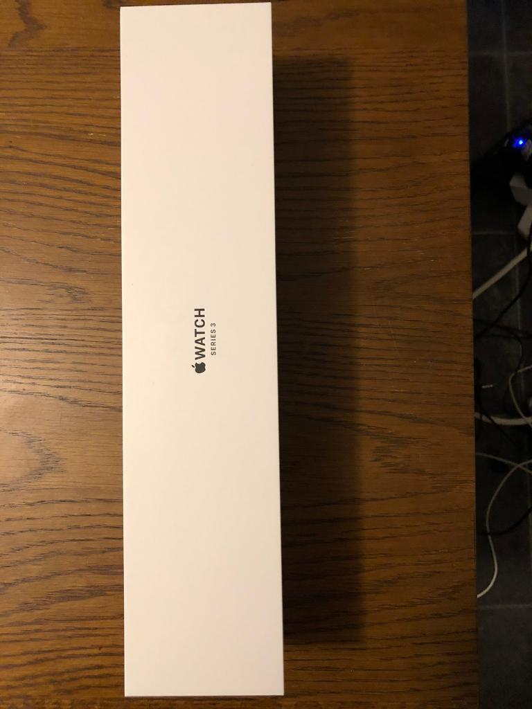 Apple Watch Series 3 Brand New in box , Space Grey