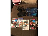 PLAYSTATION PORTABLE PSP GAMES CONSOLE