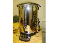 TEA URN 20 LITRE CAPACITY