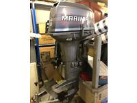 40Hp Mariner Outboard Engine for Boat