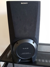 2 x S.A.W super woofer for sale