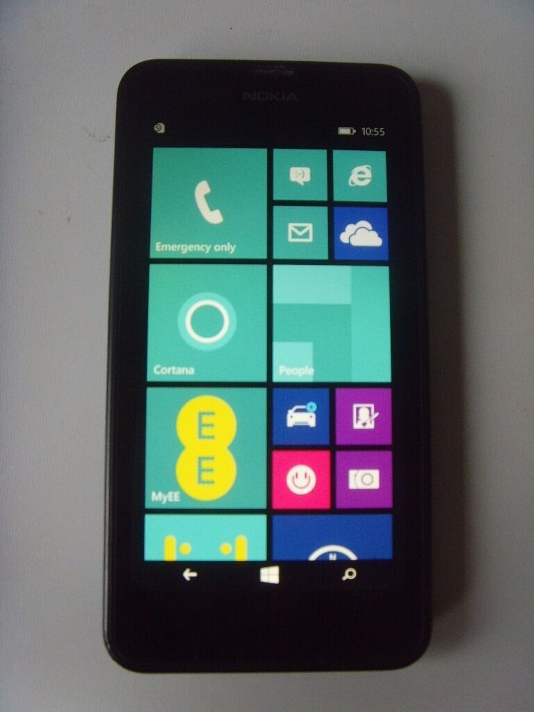 Nokia Lumia 635 Windows Smartphone EE/ASDAin Motherwell, North LanarkshireGumtree - Nokia Lumia 635 Windows 8.1 Smartphone Phone is on EE/ASDA network, in good condition, screen looks like new as screen protector was always fitted, comes with USB charger and cable Happy to deliver free of charge within Wishaw/Motherwell/Hamilton...
