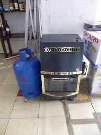 Valor Calor Flame Gas Heater