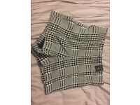 River island women's shorts - never worn - still with label