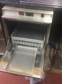 Commercial pub dishwashers x2