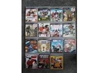 Bundle of PS3 games !!! Bargain!!